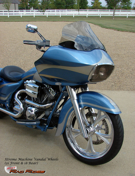 Ron's Rad Rides, LLC (Harleys, Choppers, Specialty Vehicles, Muscle