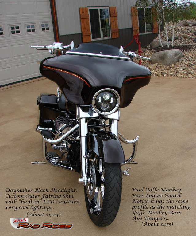Ron S Rad Rides Llc Harleys Choppers Specialty