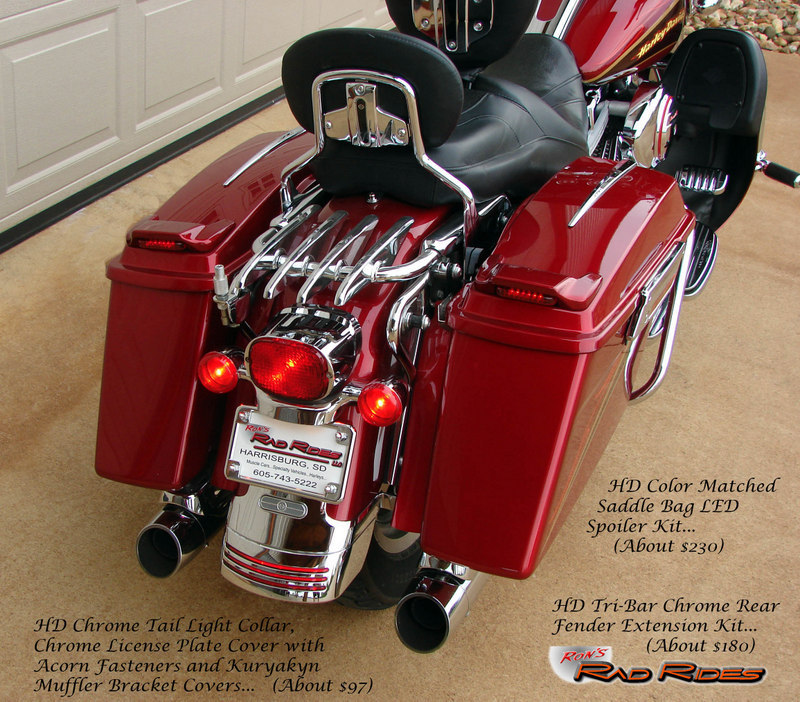 Ron's Rad Rides, LLC (Harleys, Choppers, Specialty Vehicles
